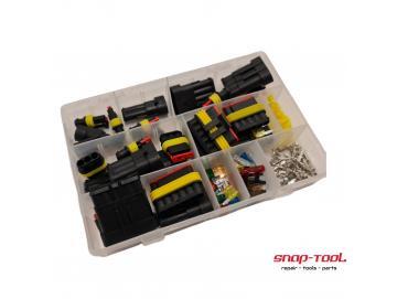 AMP Superseal KFZ Stecker in Box 216teilig
