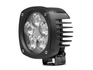 Led ArbeitscheinwerferNS-RD-50WF9-32V 4.2 A bei 12V 5X10W CREE XM-L2-Chips 6900lm Flutlichtstrahl Größe: 4,3